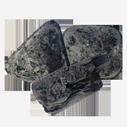 Etosha briquettes, triquettes and charcoal